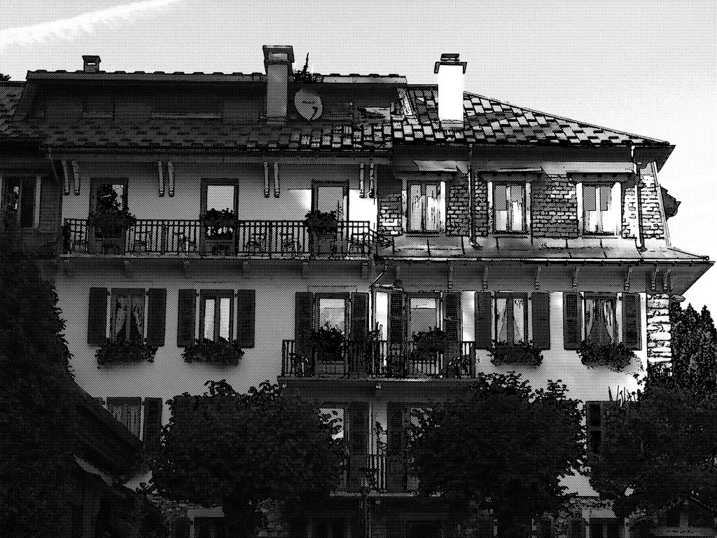 Screentone building 01 by Petite-Dionee