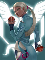 Blanche by Comadreja