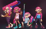 Team Switch Magenta