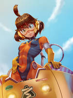 Mechanica from ARMS by Comadreja