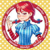 Wendy's Wendy by Comadreja