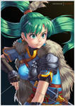 Legendary Lyn from FE Heroes
