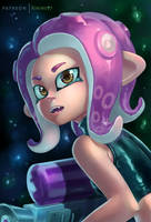 Agent 8 by Comadreja