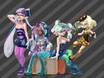 Splatoon Idols