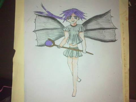 Ivy (Delias' sister) by Heyrandomppl