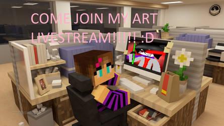 Art Livesream (ONLINE)