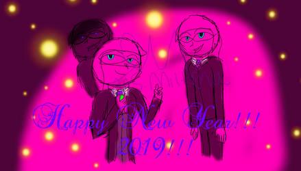 Happy New Year 2019!!!!!