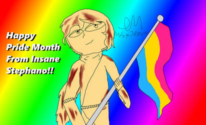 Pride month 2019: Insane Stephano