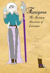 Enigma Reference Sheet