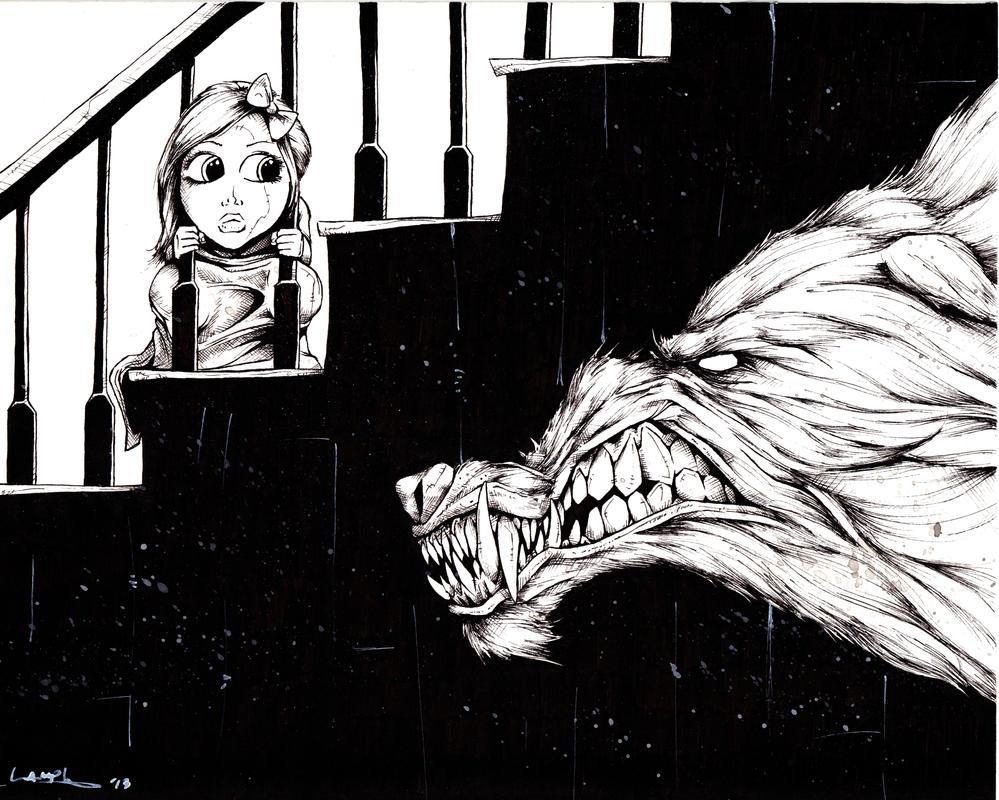 Night Terror by lampherz