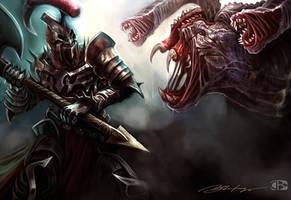 Battle of Glory by dhennisbalontongart
