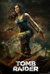 DhennisBalontongArt TombRaiderCompetition 2