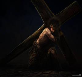 Jesus by dhennisbalontongart