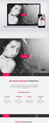 NOVO.STUDIO OnePage Theme by Neurath-Art
