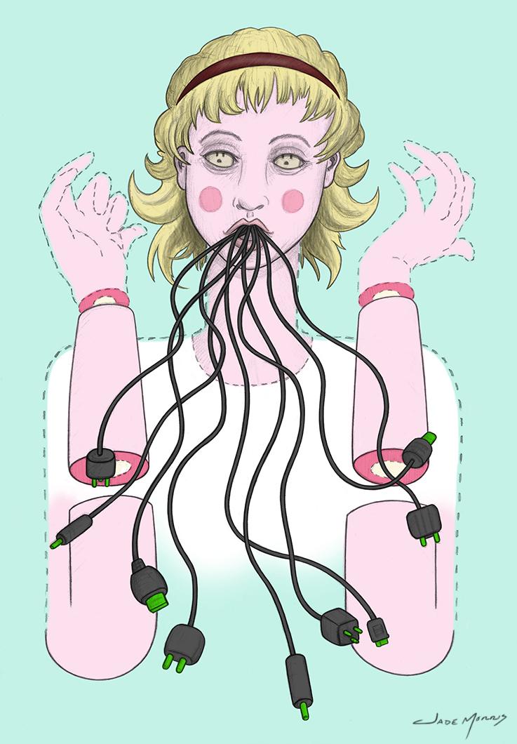 Tech Girl by Sabor7
