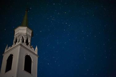 Steeple Stars by DiabolicalFilms