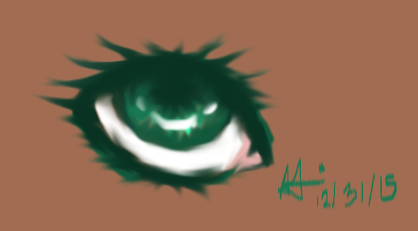 Digital Eye Practice by Justagreenpanda