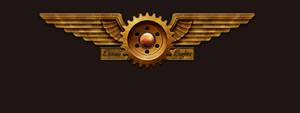 Steampunk Header