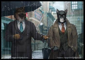 Wet Fur Blues