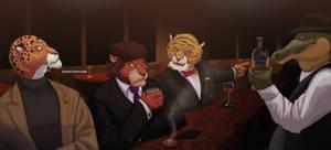 Gentlemen's Meeting
