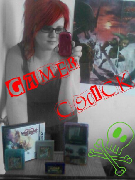 Gamer Chick .:A way of LIFE:. by thelustygiraffe