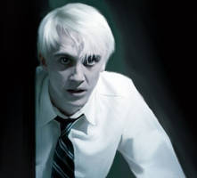 Draco Malfoy by Parkerjademerce