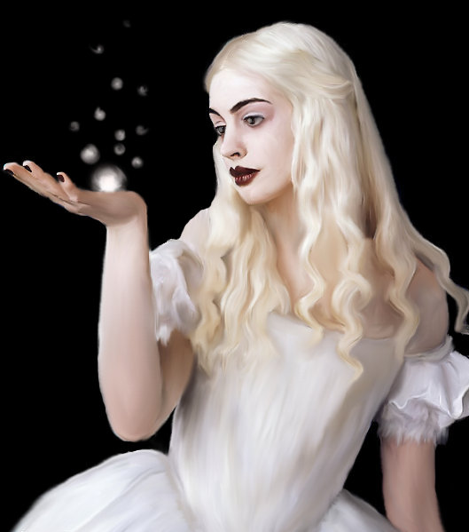The White Queen By Parkerjademerce On DeviantART