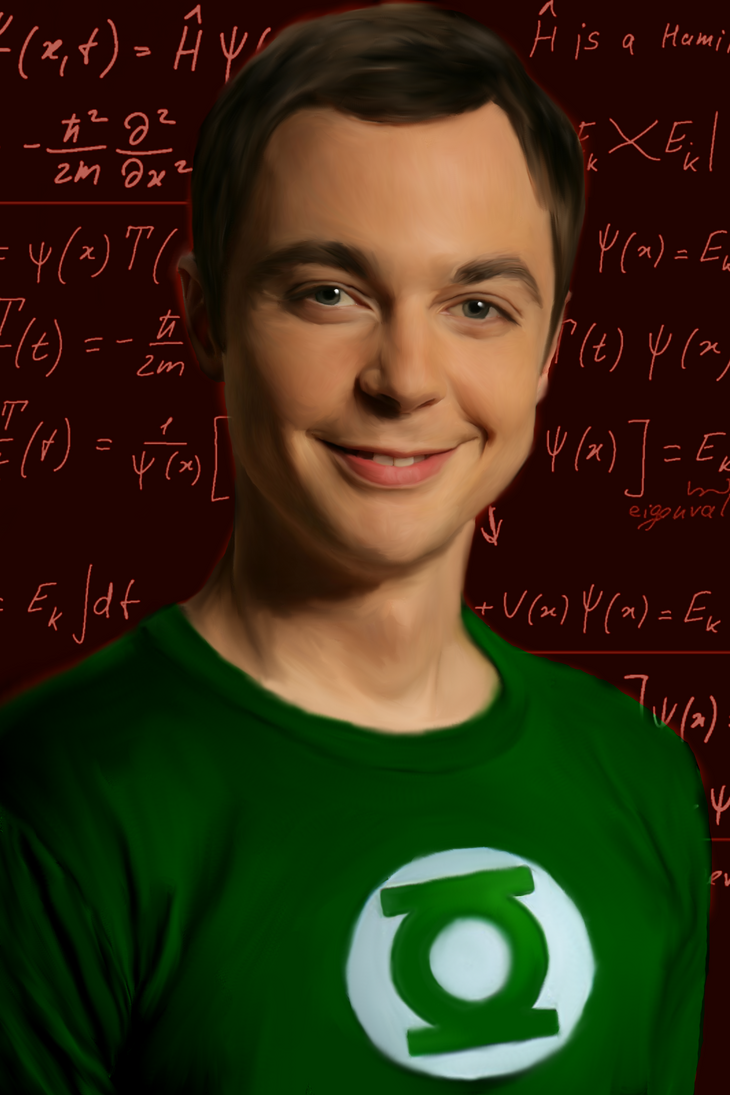 Is sheldon from big bang theory gay