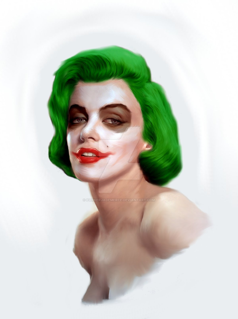 Marilyn Monjoker by Parkerjademerce