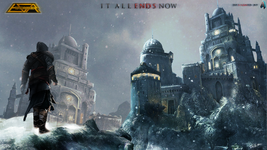 Assassins Creed Revelations Desktop Background by DroxyClan