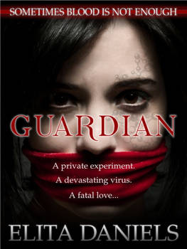 'Guardian' - front cover