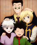 Family Photo - Merry Christmas