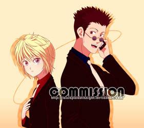 Commission: akayashi