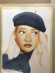 Beret by BRPyro
