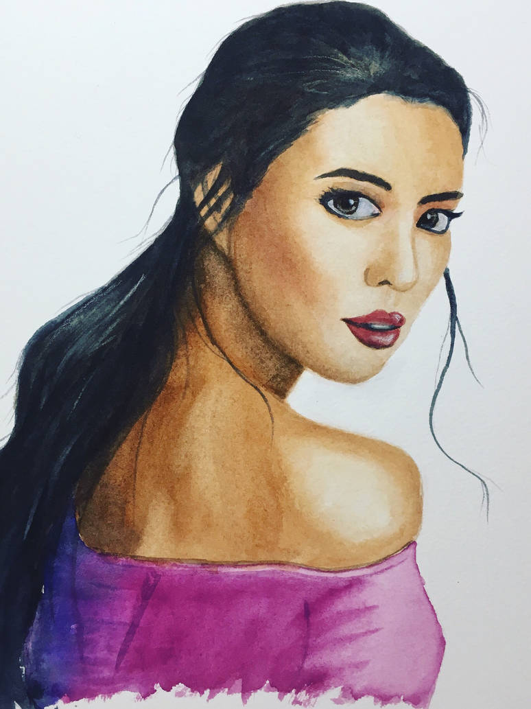 Watercolor  by BRPyro