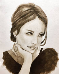 Jessica  by BRPyro