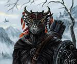 Kroag the Dovahkiin
