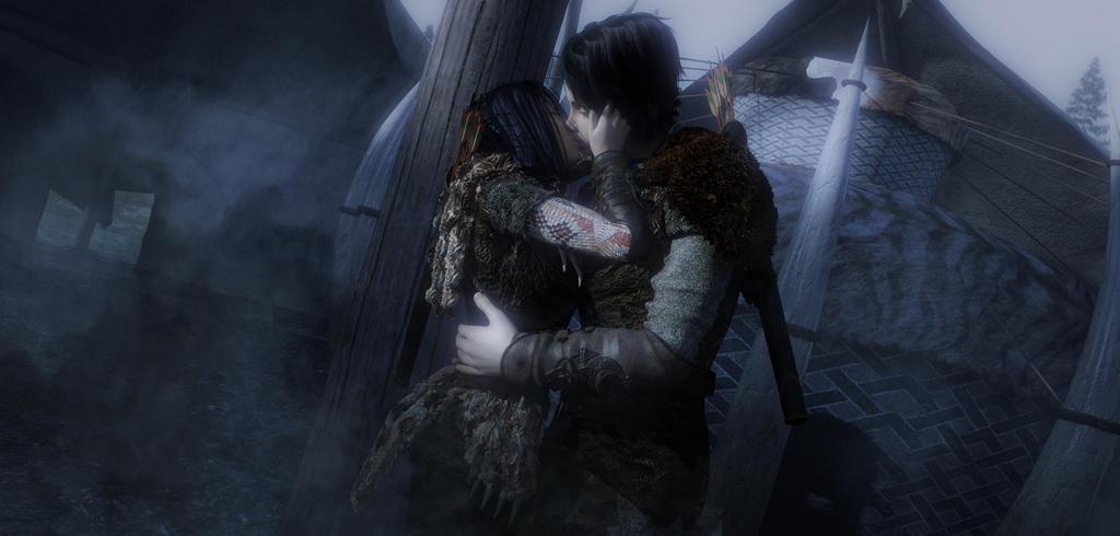 Ein letzter Kuss by UnseenOmen