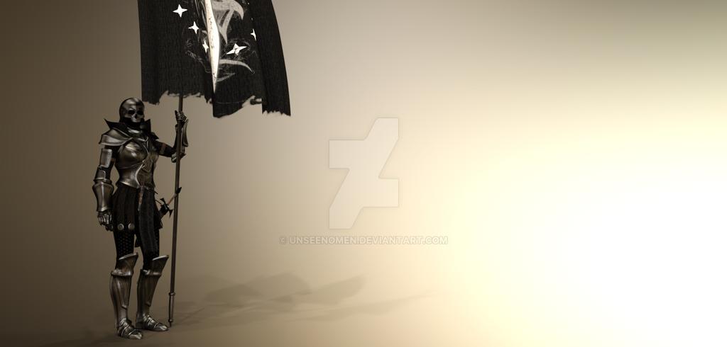 Das Banner des Todes by UnseenOmen