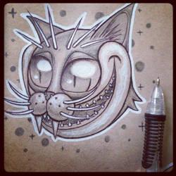 Felix the Cat by JordanMendenhall
