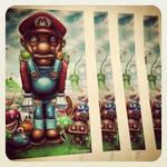 Mario Prints