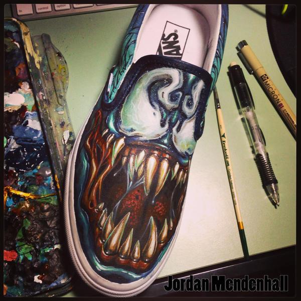 Venom by JordanMendenhall