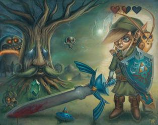 Zelda by JordanMendenhall