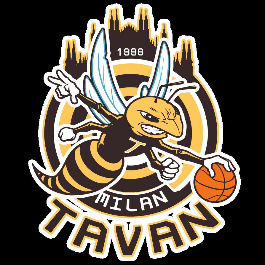 MILAN TAVAN logo by MIRKOMICS