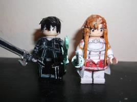 Sword Art Online Fan Art by TimefliesDaycare-Spa on DeviantArt