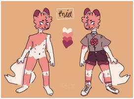 Miel Reference Sheet (OFFICIAL) by eastii