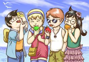 Juicy Fruit by Eyes5