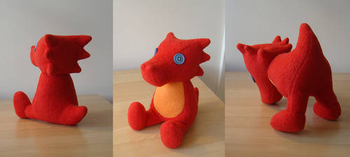 Scalemate plushie