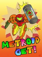 Metroid Get by Eyes5