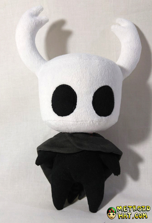 Hollow Knight plushie by Eyes5